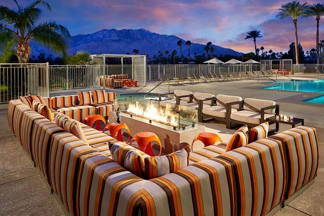 Doubletree By Hilton Hotel Golf Resort Palm Springs Palm Springs