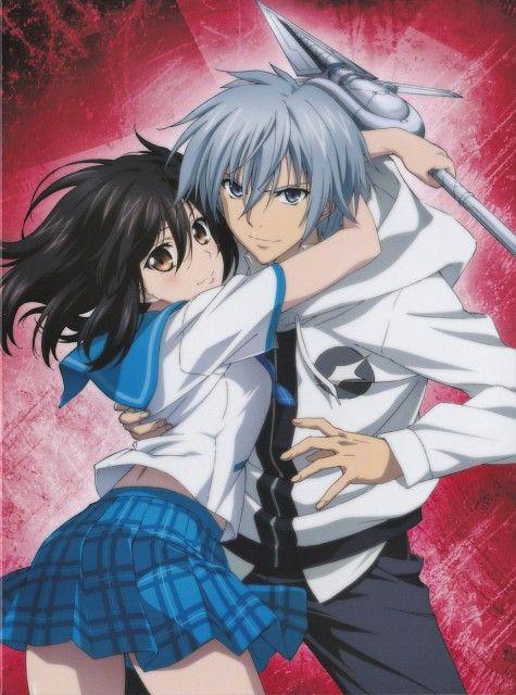 Yukina & Kojou | Strike the Blood