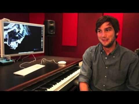 Entrevista a Lucas Vidal musico español compositor de bandas sonoras para peliculas