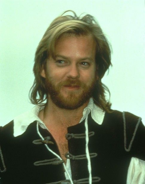 Musketeers, Kiefer sutherland and The three musketeers on Pinterest