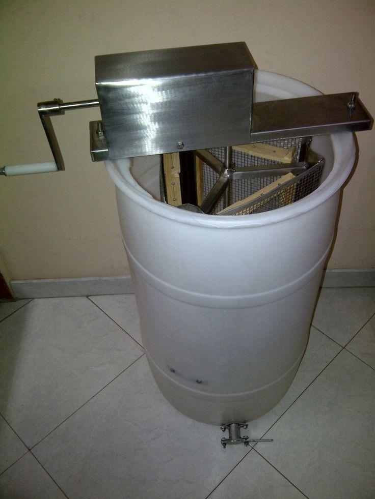 Centrifuga  extractor
