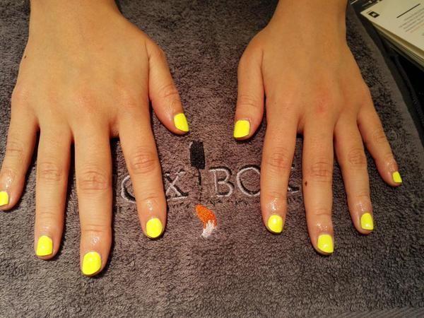 Mixy Lee all Summer Ready! Thank you Fox Box #NicciSummer15 #CapeTown #yellow