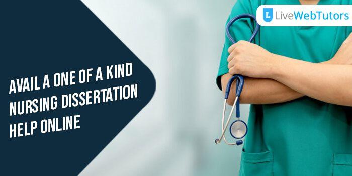 Buy a dissertation online nursing