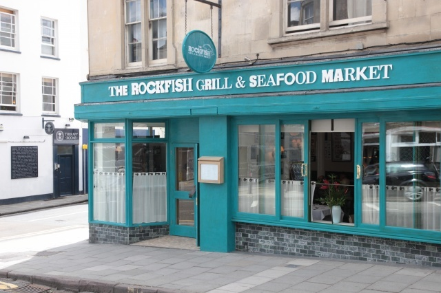 The Rockfish Grill, Bristol