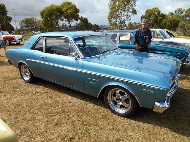 69 Ford Falcon Futura Sport Coupe