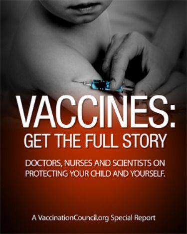 VACUNAS NO, GRACIAS. 80 médicos estadounidenses contra las vacunas: Documento…