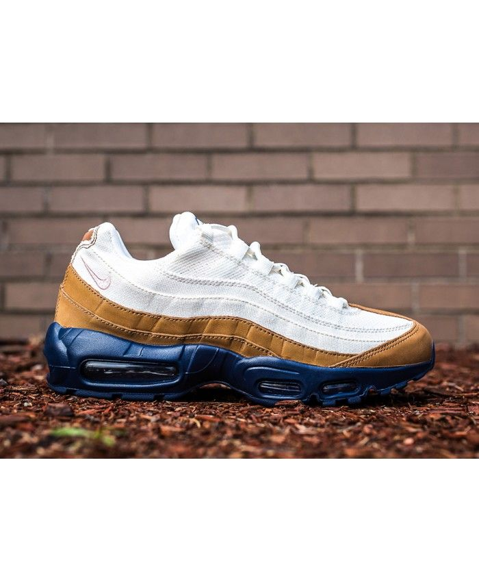 Nike Air Max 95 Ale Brown Trainers