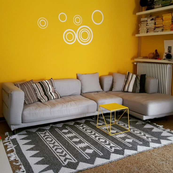 New look for mu sofa, thanks to bemz design cover