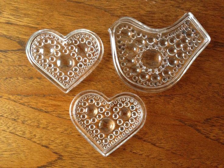Hadeland ornaments