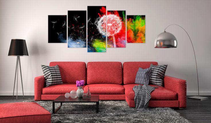 Dandelion picture #abstract #dandelion #art