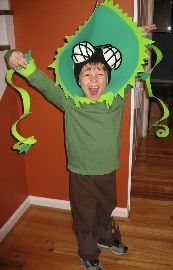 image detail for venus fly trap terror ific kids costume contest disney judy moodyfly trapskid halloween - Judy Moody Halloween Costume
