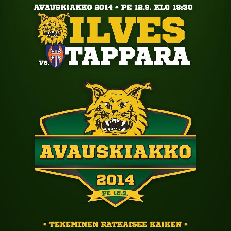 Avauskiakko 2014 -logo #ilves