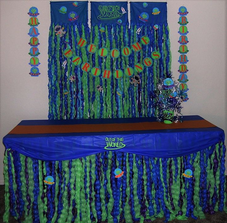39 best original party backdrops tableskirts custom orders theme sets mermaid pirate - Soiree a theme original ...