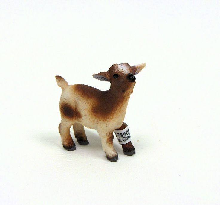 Dwarf Goat Kid by Schleich