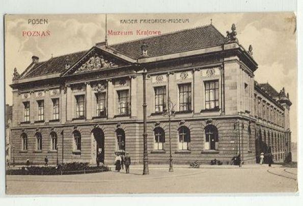 Muzeum Narodowe (krajowe) w Poznaniu