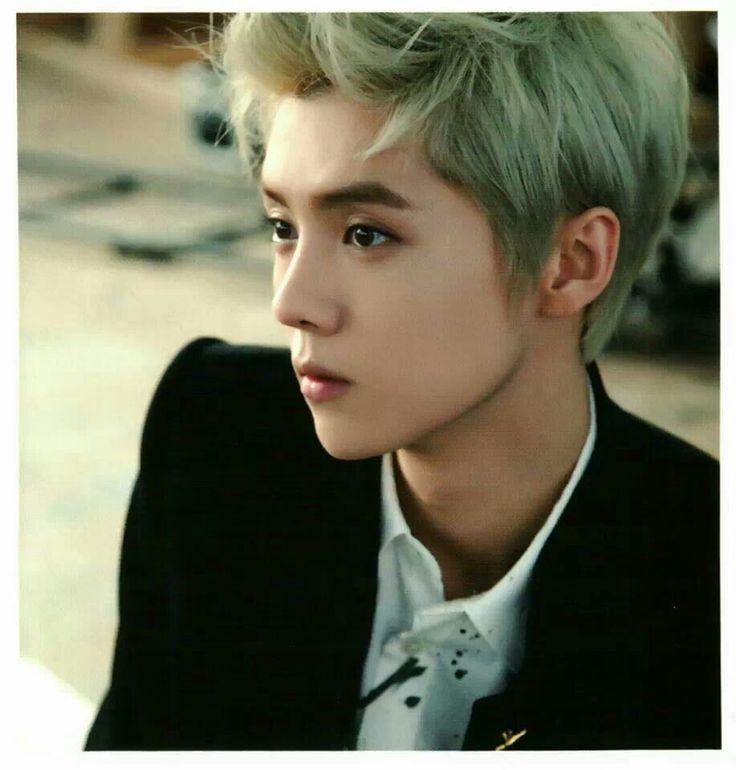 #Luhan#Exo#Wolf | Exo | Pinterest | Luhan exo, K pop and Deer