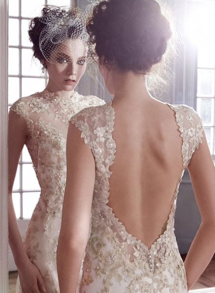 maggie sottero verina dress - Google Search