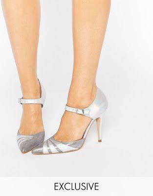 4be037d3cbb zapatos plateados online