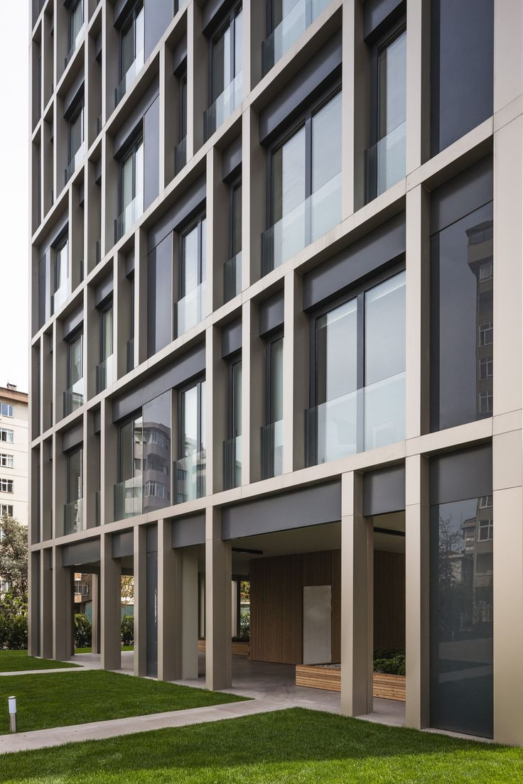 Constructocracy – Apartments by IND in Istanbul