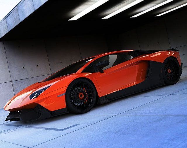 Aventador LE-C by RENM Performance