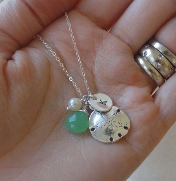 Sand Dollar NecklaceReal Sands, Sands Dollar Necklaces, Sea Necklaces, Shape Cookies, Wedding Ideas, Sands Water, Sand Dollars, Nautical Bridemaids Gifts