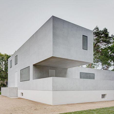 Les 449 meilleures images du tableau le bauhaus ses for Architecture symbolique