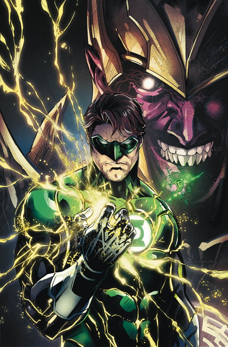 241 best DC Comics - Yellow Lantern Corps images on ...