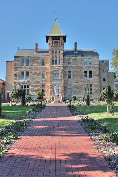 Holy Cross College in Ryde, NSW #Ryde #RydeLocal #CityofRyde