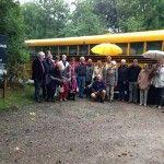 Neven en Nichten dag met Schoolbus http://www.limousinehurenfriesland.nl