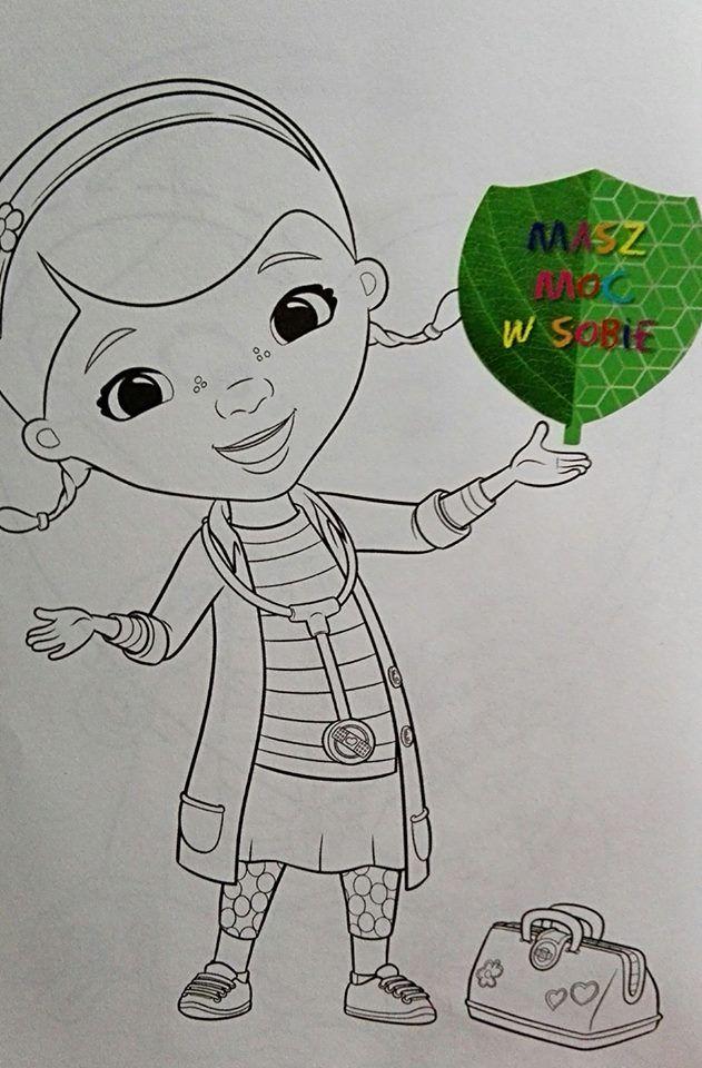 """Zajęłam się przygotowaniem obiadku, przychodze a tam moja córka całkiem nie świadoma mówi """"Mamusiu patrz, pasuje? """" dodam,ze jedną z ulubionych bajek mojej córki to właśnie """"Klinika pluszaków"""". Od dziś i Dosia ma moc w sobie #Pelavo #MamMocWsobie #AkademiaNiechorowania #MaszMocWsobie https://www.facebook.com/photo.php?fbid=1463505407000686&set=o.145945315936&type=3&theater"""
