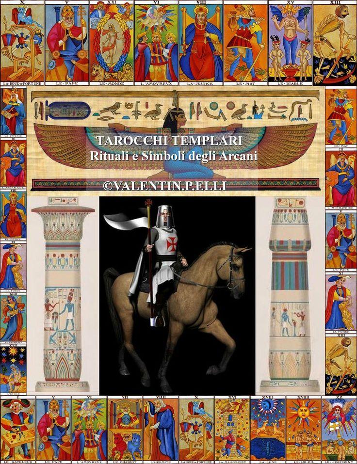 Il Salotto Alchemico di LUISA BARILLÀ PRESENTA:TAROCCHI TEMPLARI E DIVINAZIONEdi VALENTIN P. ELLI - Tackk