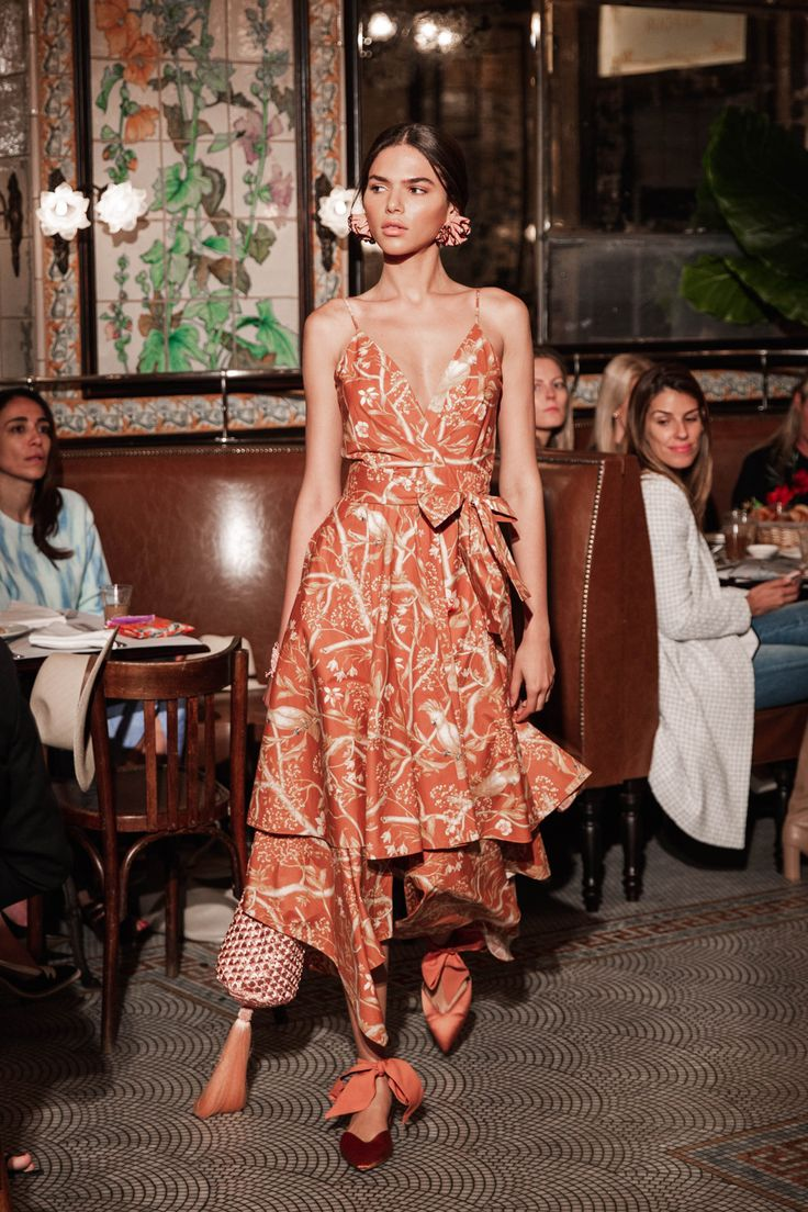 Johanna Ortiz Resort 2019 Fashion Show Collection: See the complete Johanna Orti…