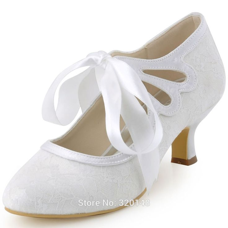 Cheap Wedding Ribbon Buy Quality Shoes Directly From China For Sale Suppliers New Ivory White Women Girl Mary Jane