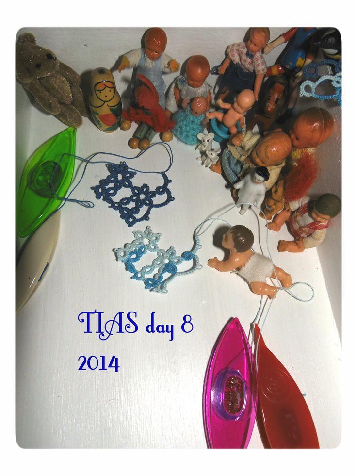 TIAS day 8, Jane Eborall!