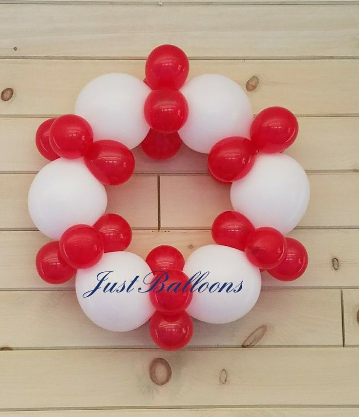 Mickey sailor! Nautica theme 1st Birthday party  Balloons life savor by Just Balloons