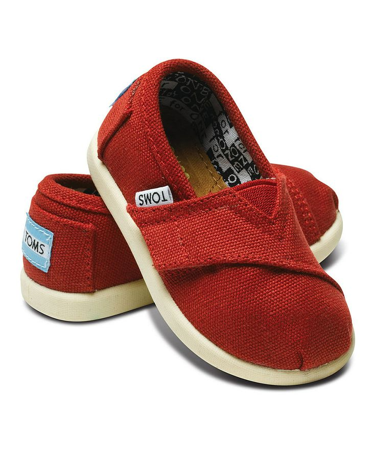 Tiny Toms Shoes For Babies