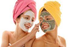 máscaras caseiras