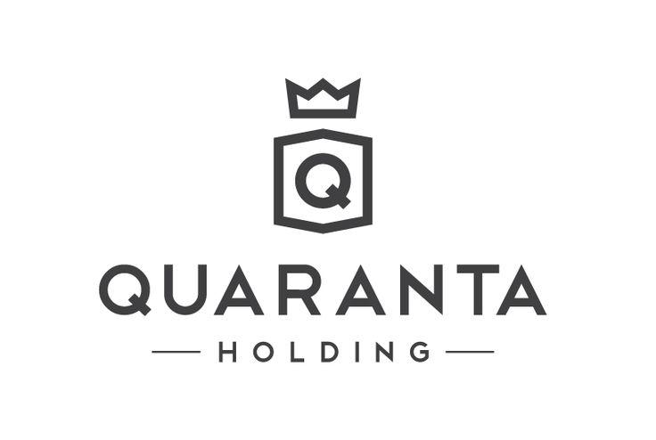 Logotype of QUARANTA HOLDING.
