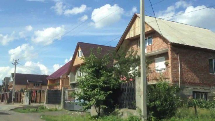 Как живёт Закарпатье! Бедные закарпатские села. Россияне смотрите!