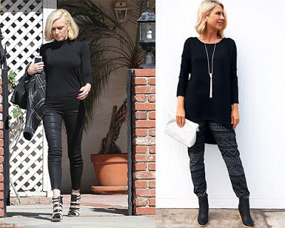 Gwen Stefani Get the Look... Our 5 Favourite Fashionista Mums