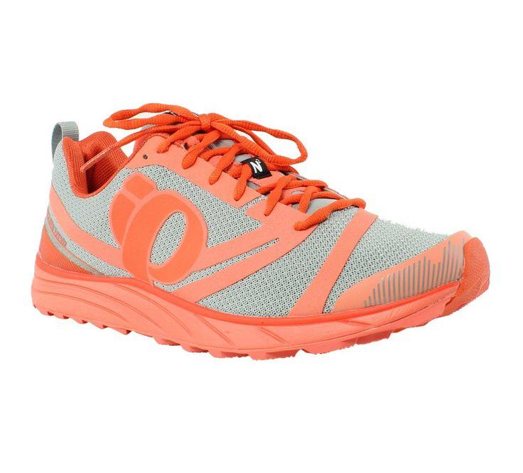 Pearl Izumi Women's EM Trail N 2 Shoes Living Coral / Mandarin Red 12.0