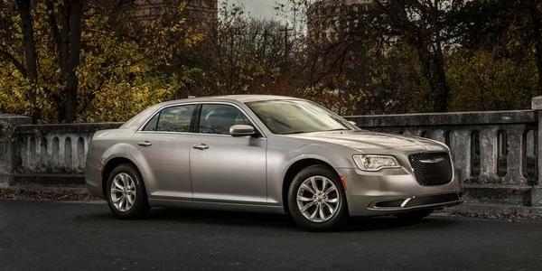 #Autumn's best accessory. #Chrysler300