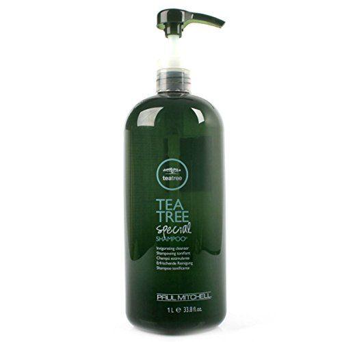 Paul Mitchell Tea Tree Special Shampoo, 33.8 Ounce - Fashion Style & Beauty Products