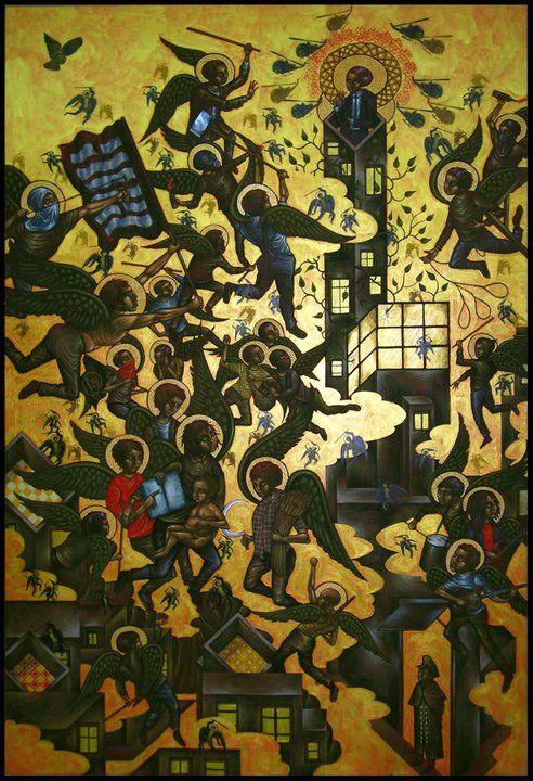STELIOS FAITAKIS   The ultimate Greek contemporary painter.