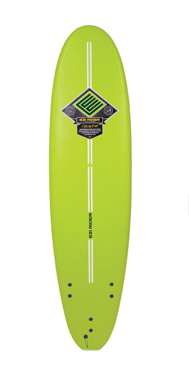 Tabla de surf de espuma 7'6'' EZI-Rider Softboards Ocean