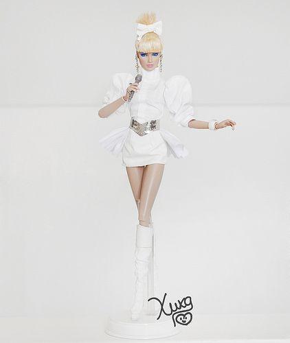 Xuxa Custom, FR2 Doll   Minha Xuxa, boneca Jerrica FR2 custo…   Flickr