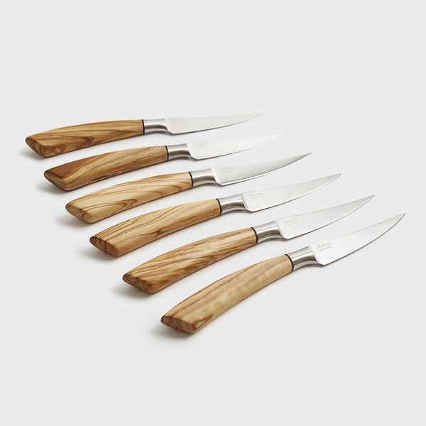 Italian Steak Knives by Coltelleria Saladini | DARA Artisans