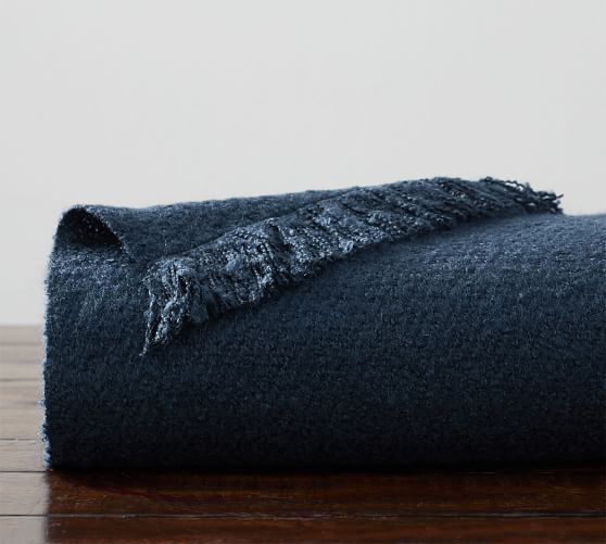 Boucle Faux Mohair Throw Mohair Throw Mohair Faux