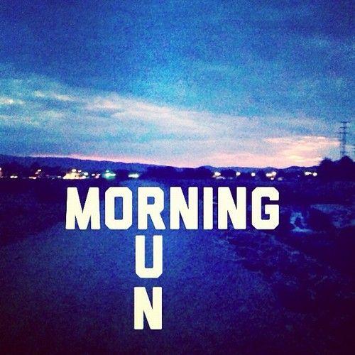 Morning Run, go for it! Nos inspira! #hitachiaircon http://hitachiaircon.es