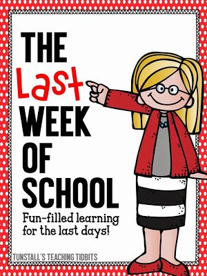 End of Year, the last week,